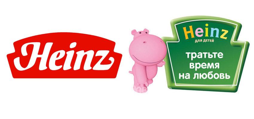 """Новая акция! Скидка на продукцию """"Heinz"""" и """"Heinz для детей""""!"""