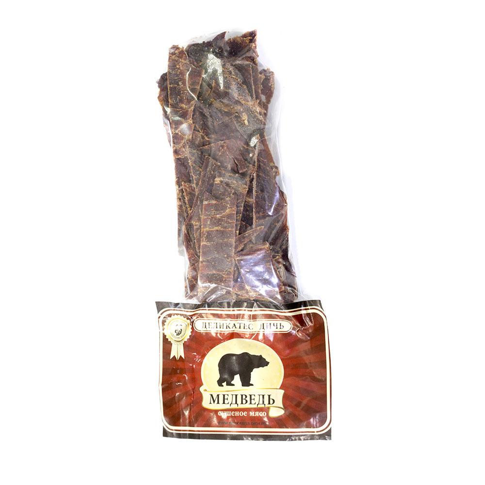 Медвежье мясо опасно для здоровья!